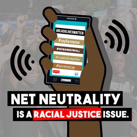 Net Neutrality is a Racial Justice Issue